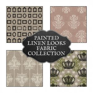 PaintedLinenLooksFabricCollection