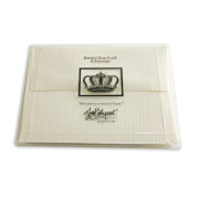Jeweled Crown Note Card Box Back