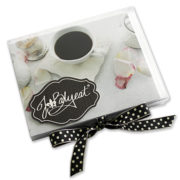 Coffee Break Note Cards Box