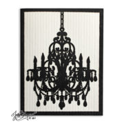 Chandelier Note Cards