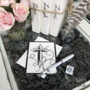 Cross Note Card With Pen