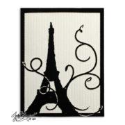 Paris Note Card