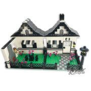 Custom Lego House Model