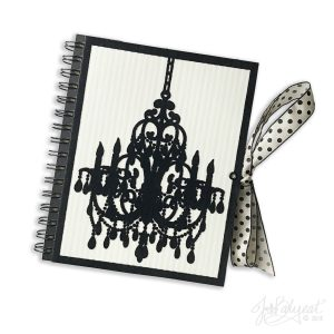 Journal Chandelier Notebook